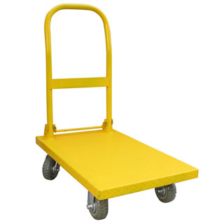 yellow trolley